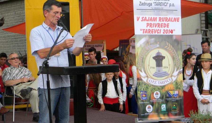 Peti Sajam ruralne privrede i turizma Tarevci 2014