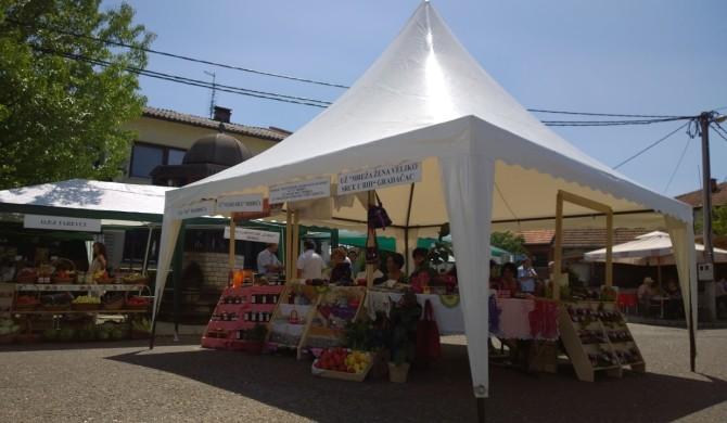 Uspješan VI sajam ruralne privrede, turizma i kulturnog stvaralaštva u Tarevcima